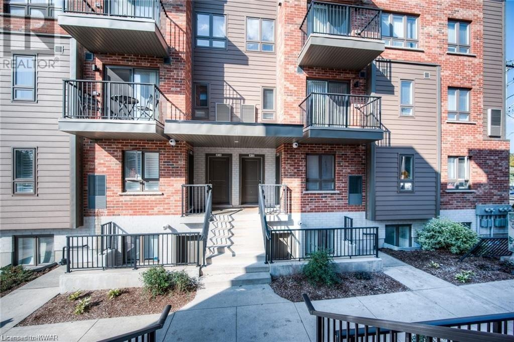 Apartment for rent at 361 Lancaster St West Kitchener Ontario - MLS: 40048189