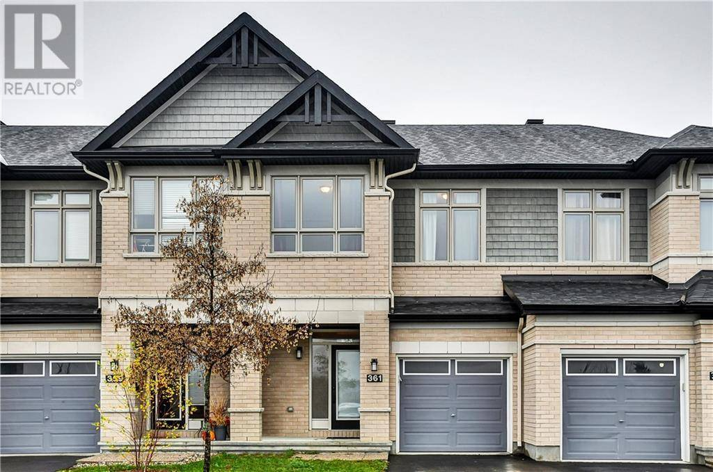 Townhouse for sale at 361 Livery St Kanata Ontario - MLS: 1174280
