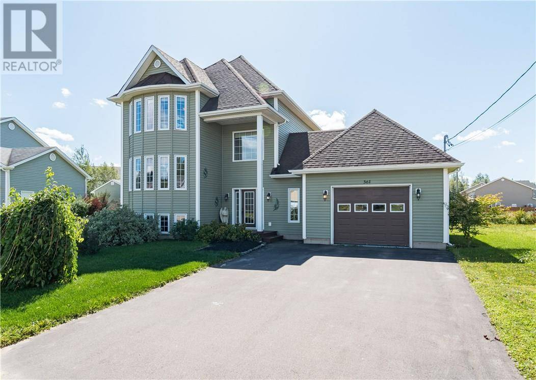 House for sale at 361 Mandeville St Dieppe New Brunswick - MLS: M125411