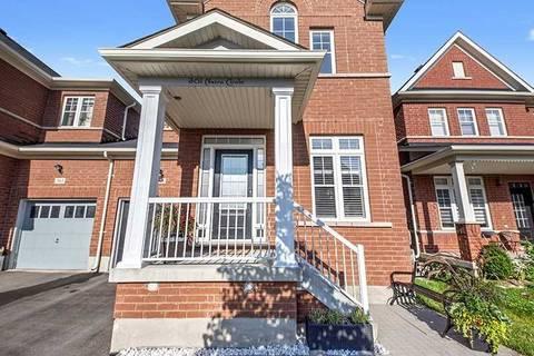 Townhouse for sale at 361 Nairn Circ Milton Ontario - MLS: W4604251