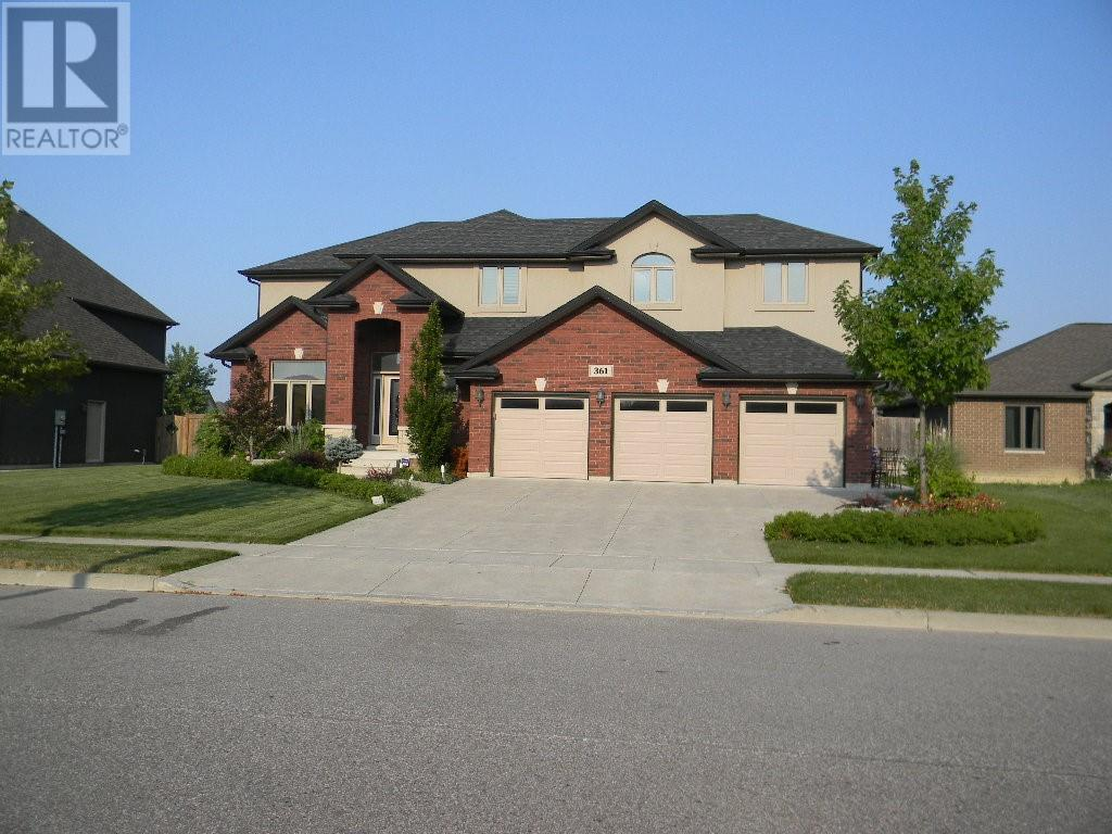 Removed: 361 Poplar Drive, Lakeshore, ON - Removed on 2018-08-20 23:39:41
