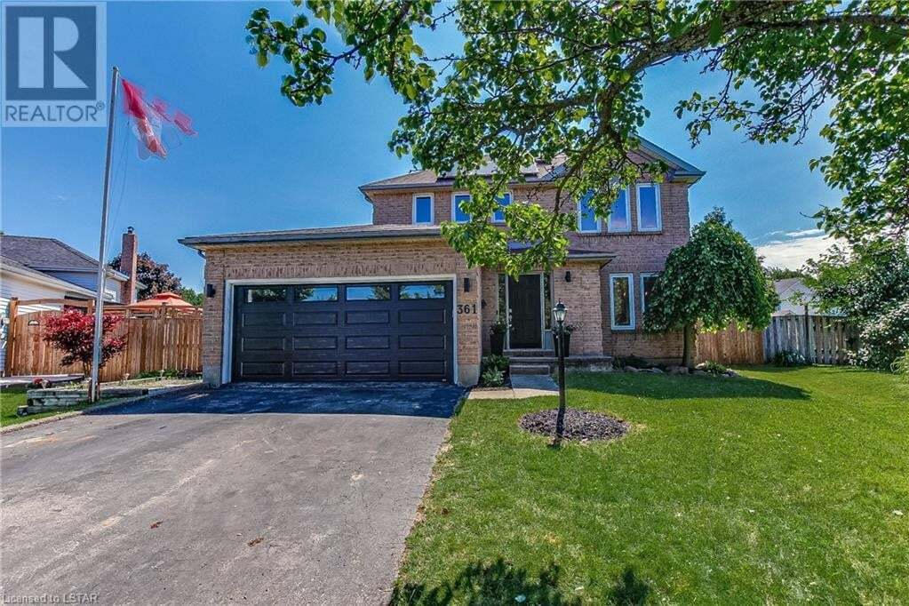 House for sale at 361 Stoneheight Pl Waterloo Ontario - MLS: 269680