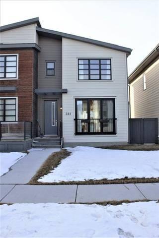 Townhouse for sale at 361 Walden Pr Southeast Calgary Alberta - MLS: C4289528