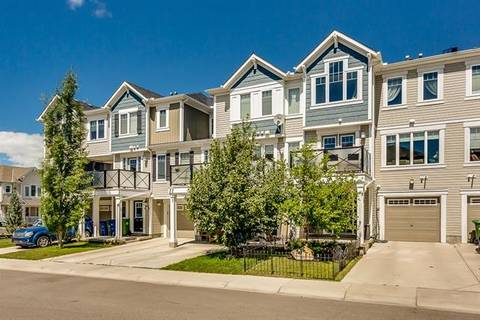 Townhouse for sale at 361 Windstone Garden(s) Southwest Airdrie Alberta - MLS: C4261435