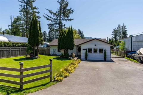 House for sale at 36108 Shore Rd Mission British Columbia - MLS: R2454639
