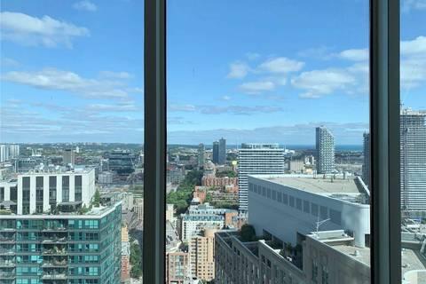 Apartment for rent at 8 The Esplanade Ave Unit 3611 Toronto Ontario - MLS: C4603156