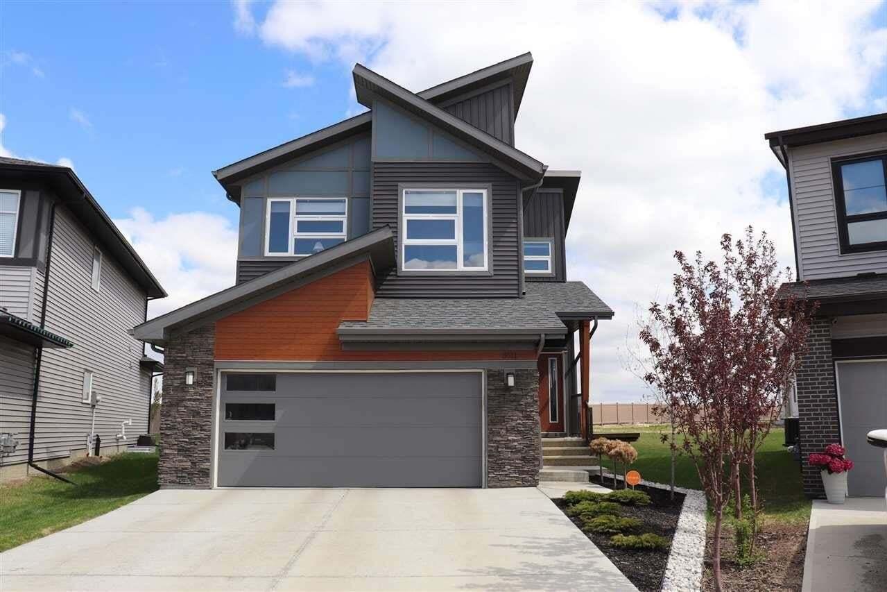 House for sale at 3611 Parker Cl SW Edmonton Alberta - MLS: E4198207
