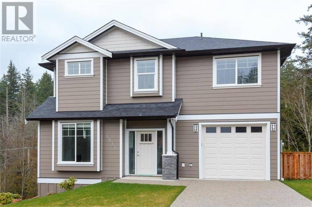 House for sale at 3611 Urban Ri Victoria British Columbia - MLS: 421125