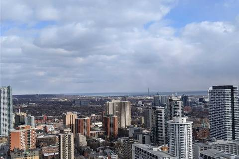 Apartment for rent at 11 Wellesley St Unit 3612 Toronto Ontario - MLS: C4703739