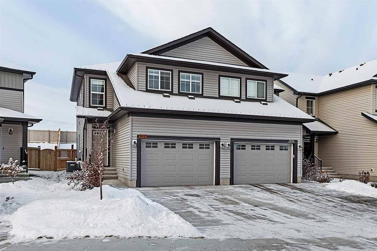 Townhouse for sale at 3612 9 St Nw Edmonton Alberta - MLS: E4181859