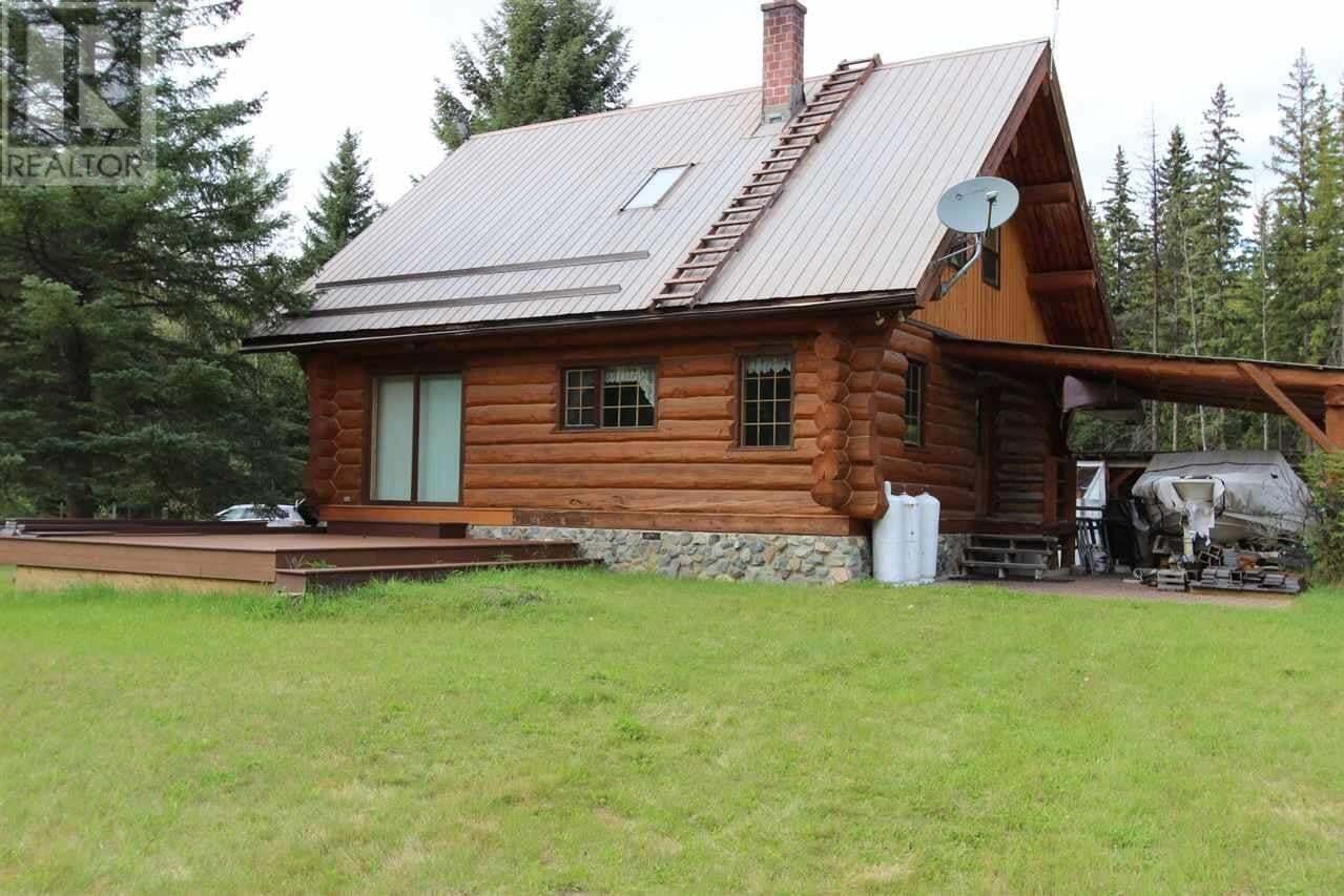 House for sale at 3613 Mahood Lake Rd Canim Lake British Columbia - MLS: R2454383