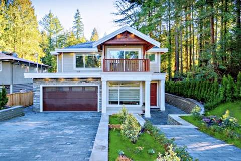 House for sale at 3614 Robinson Rd North Vancouver British Columbia - MLS: R2437053