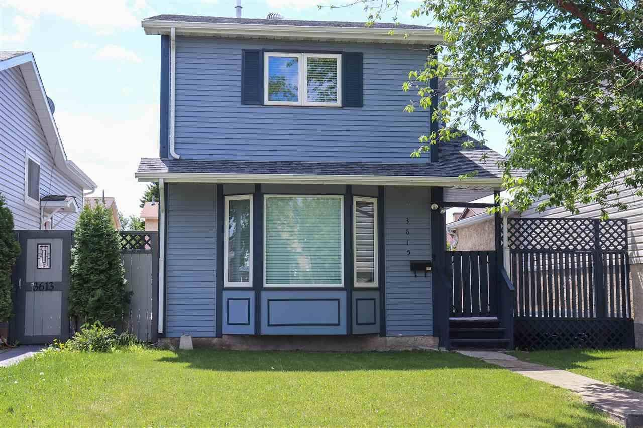 House for sale at 3615 42a Ave Nw Edmonton Alberta - MLS: E4161715