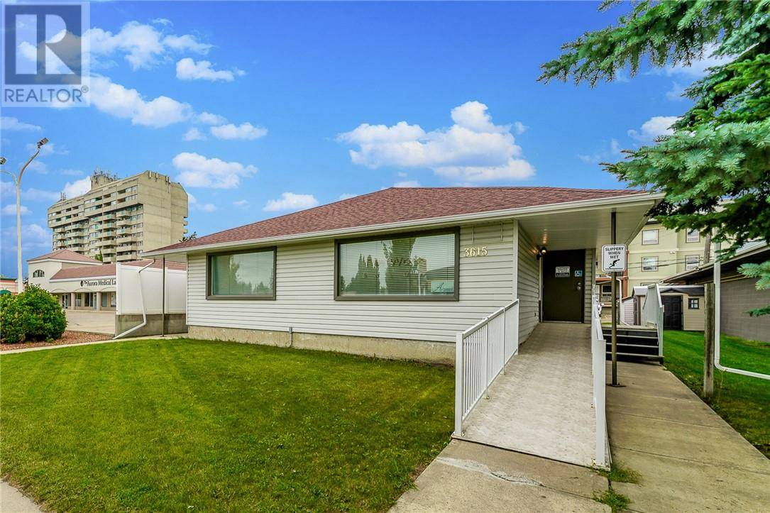 Residential property for sale at 3615 50 Ave Red Deer Alberta - MLS: ca0175662