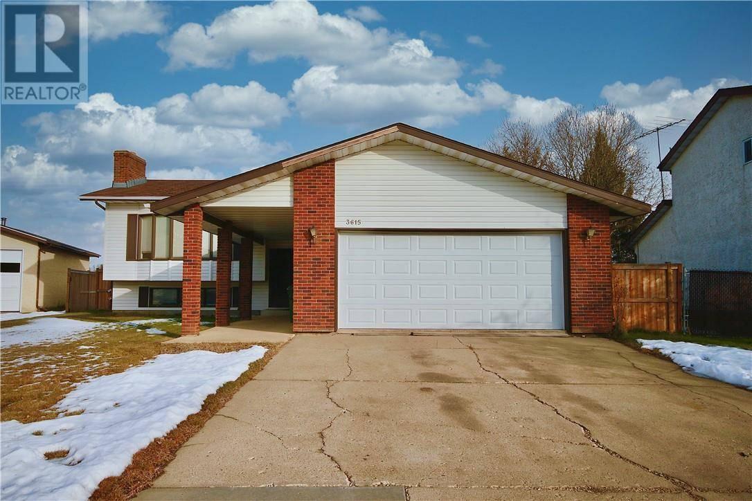 House for sale at 3615 Erickson Dr Camrose Alberta - MLS: ca0183864