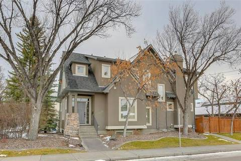 Townhouse for sale at 3616 5 Ave Northwest Calgary Alberta - MLS: C4233694