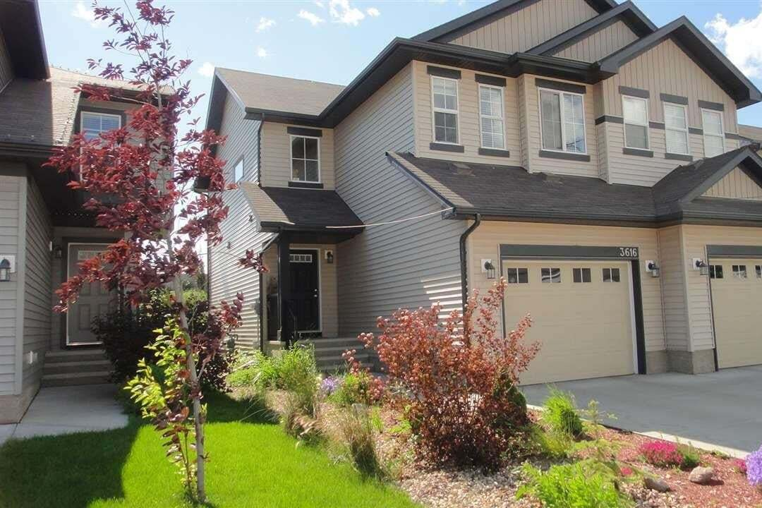 Townhouse for sale at 3616 9 St NW Edmonton Alberta - MLS: E4206401
