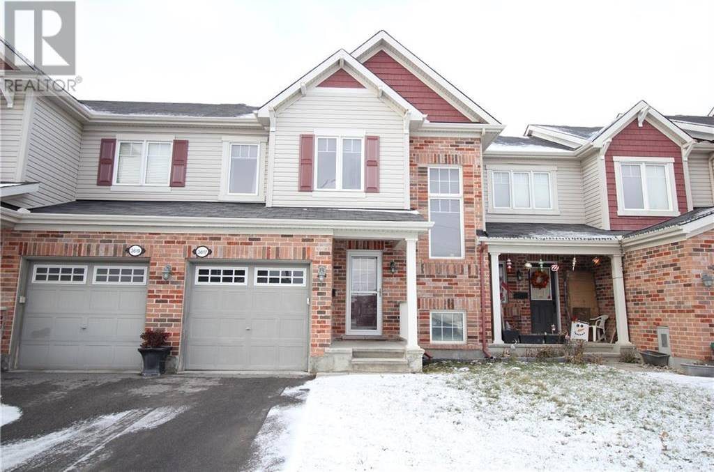 Townhouse for rent at 3617 Cambrian Rd Ottawa Ontario - MLS: 1176984
