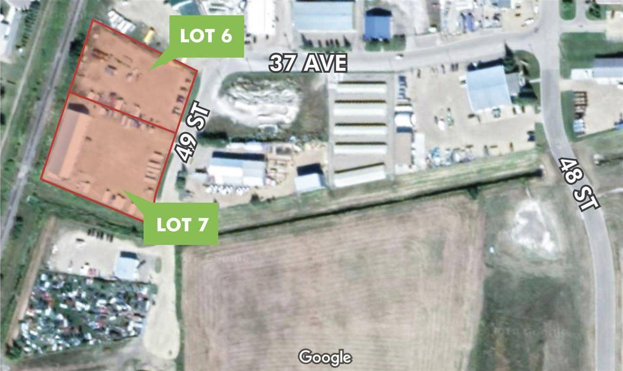 Commercial property for sale at 3622 49 St Unit 3618 Wetaskiwin Alberta - MLS: E4176600