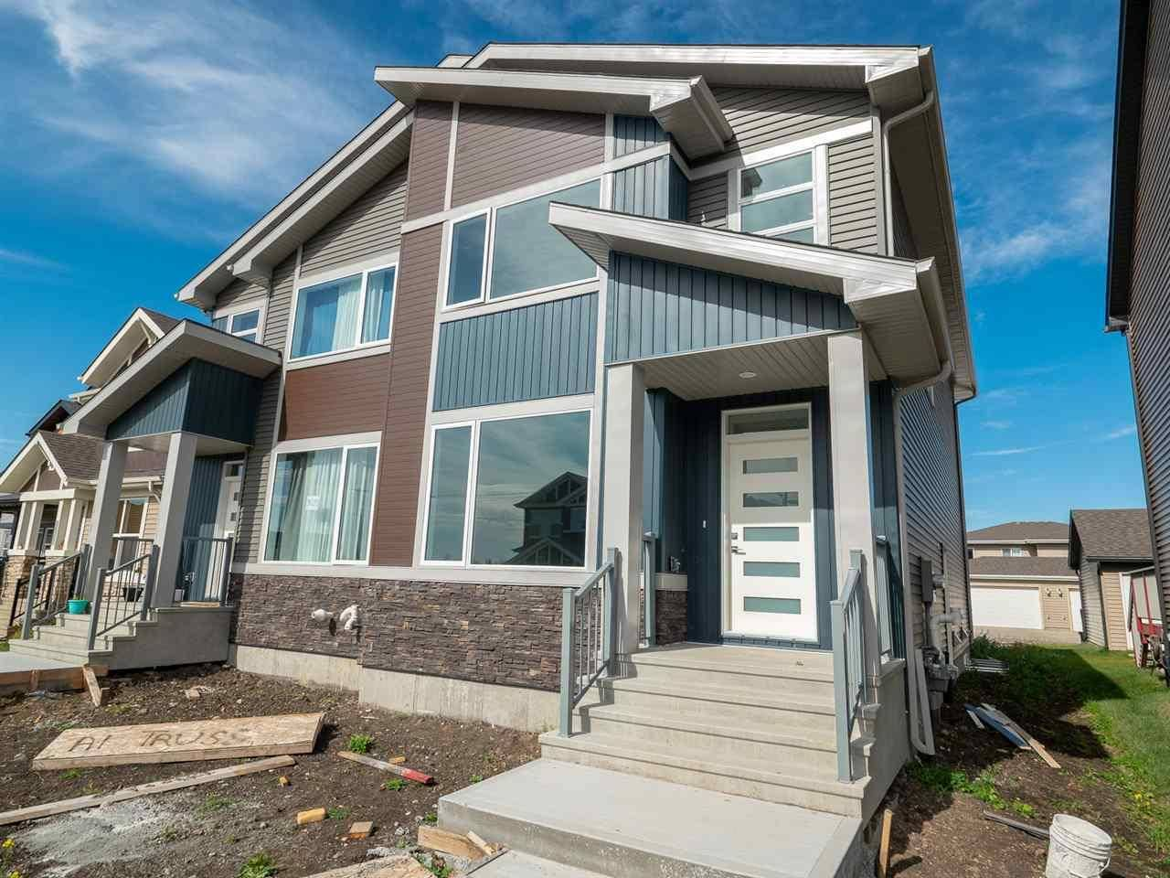 Townhouse for sale at 3618 8 Ave Sw Edmonton Alberta - MLS: E4173718