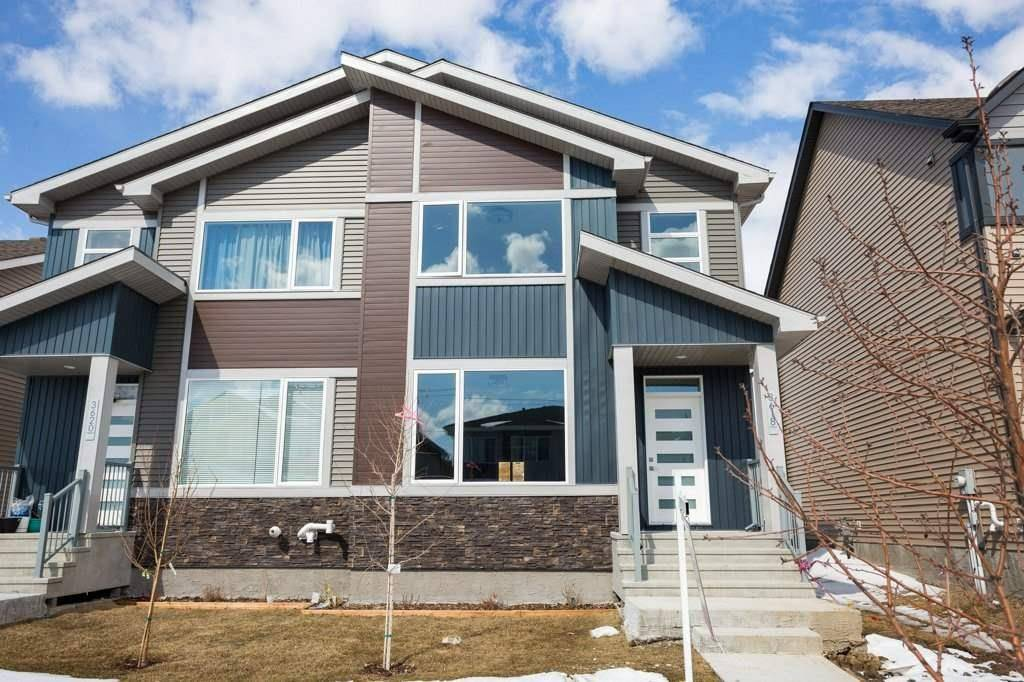 Townhouse for sale at 3618 8 Ave Sw Edmonton Alberta - MLS: E4193116