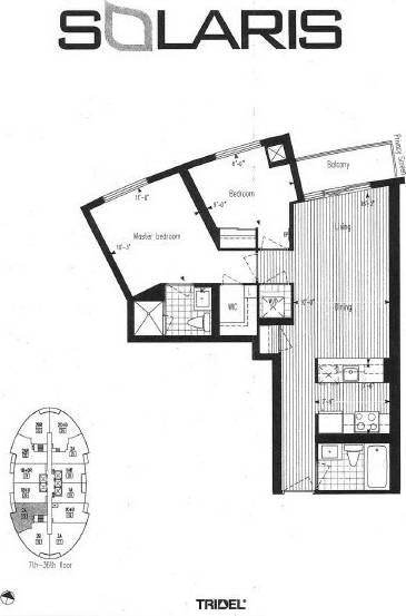 Condo for sale at 135 Village Green Sq Unit 3619 Toronto Ontario - MLS: E4473433
