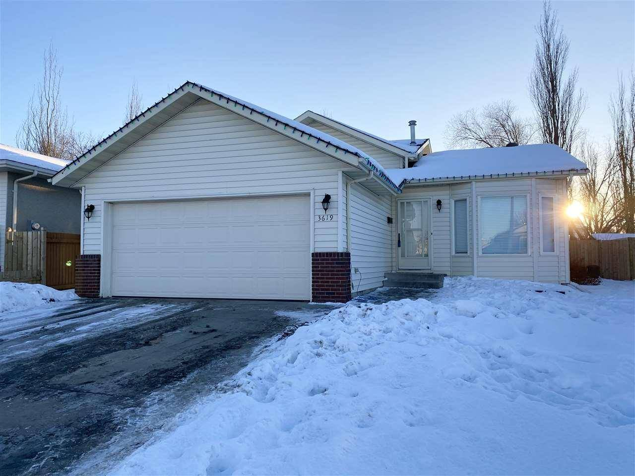 House for sale at 3619 146 Ave Nw Edmonton Alberta - MLS: E4186205