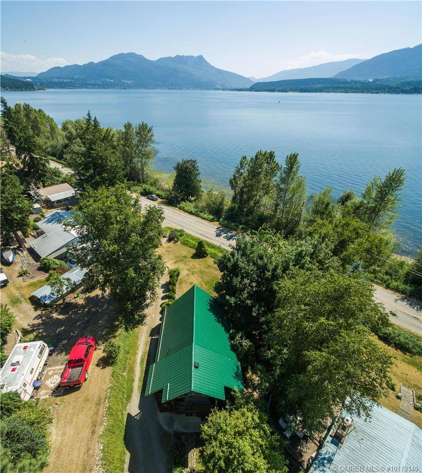 House for sale at 3619 Sunnybrae Canoe Point Rd Tappen British Columbia - MLS: 10179140
