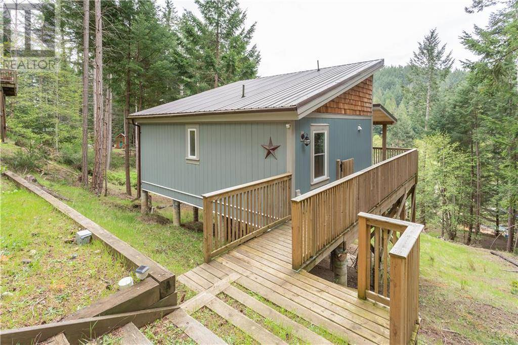 House for sale at 362 Barque Rd Mayne Island British Columbia - MLS: 408579