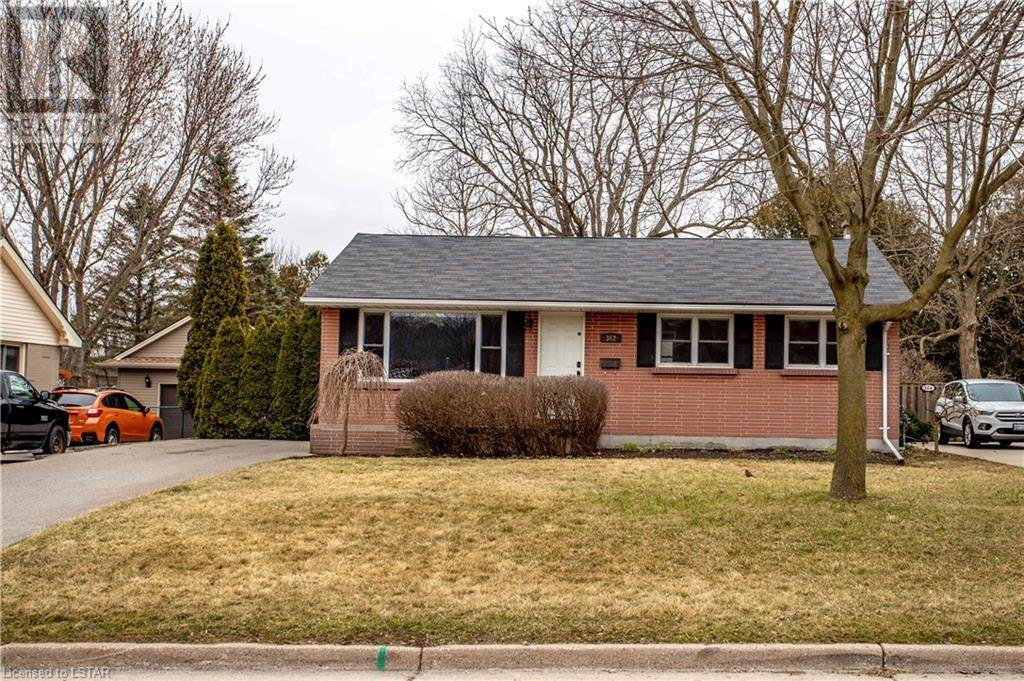 House for sale at 362 Griffith St London Ontario - MLS: 253273