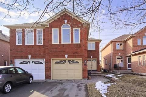Townhouse for sale at 362 Pinnacle Tr Aurora Ontario - MLS: N4424978