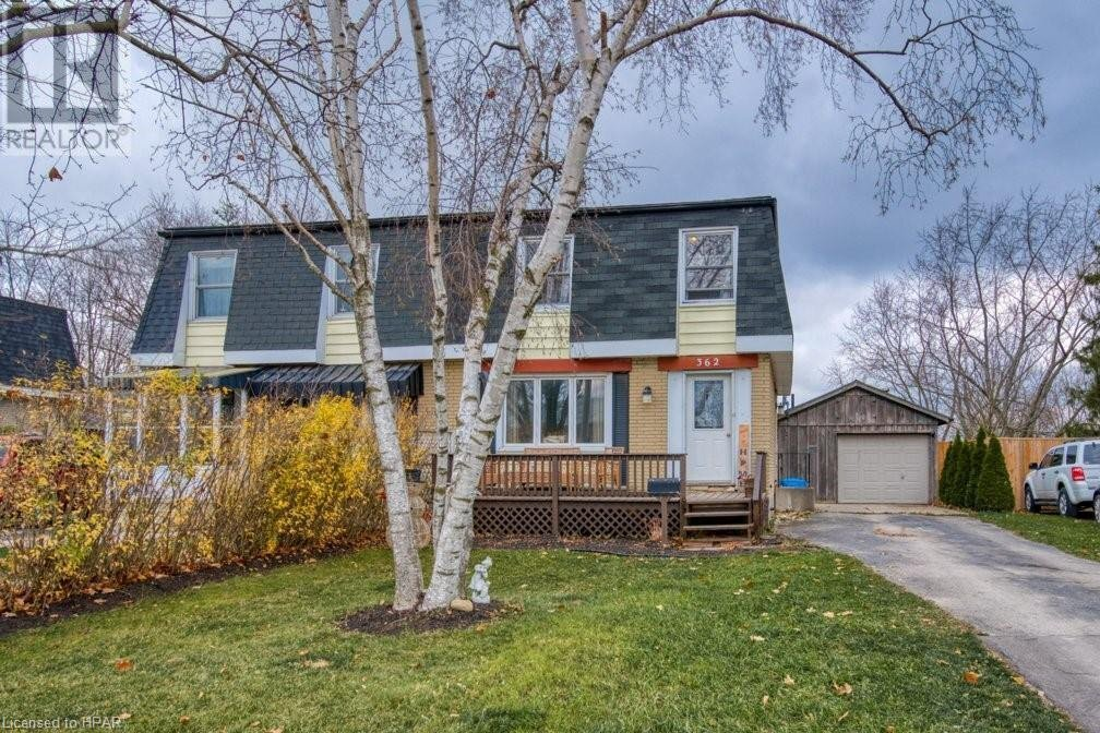 House for sale at 362 St Vincent St South Stratford Ontario - MLS: 40039228