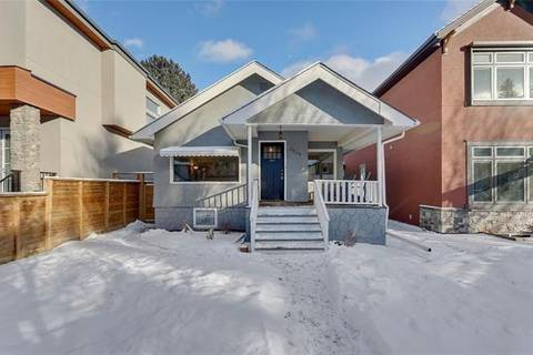 House for sale at 3620 7a St Southwest Calgary Alberta - MLS: C4285121