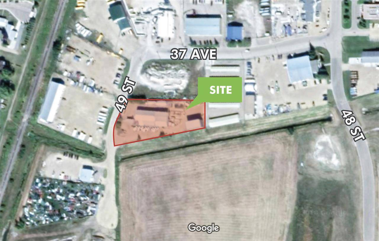 Commercial property for sale at 3621 49 St Wetaskiwin Alberta - MLS: E4176599