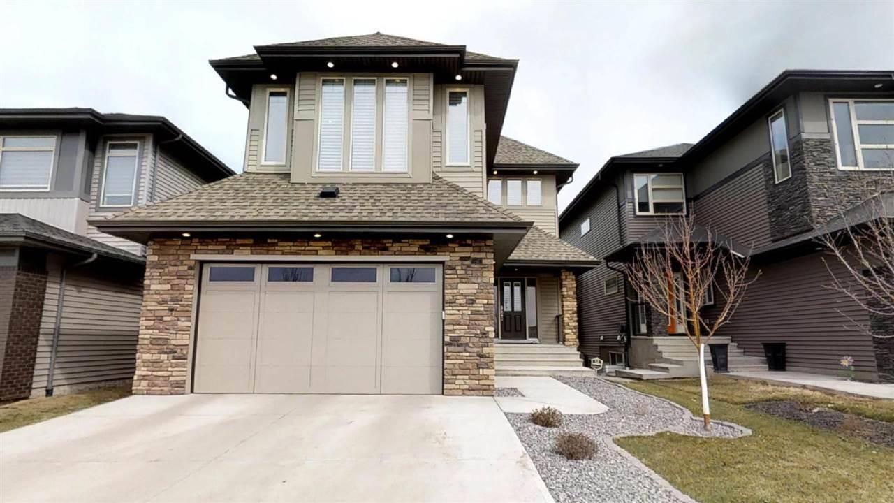 House for sale at 3622 Allan Dr Sw Edmonton Alberta - MLS: E4188354