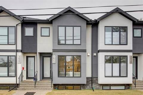 Townhouse for sale at 3623 21 Ave Southwest Calgary Alberta - MLS: C4287316