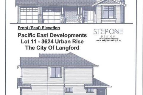 House for sale at 3624 Urban Ri Victoria British Columbia - MLS: 412566
