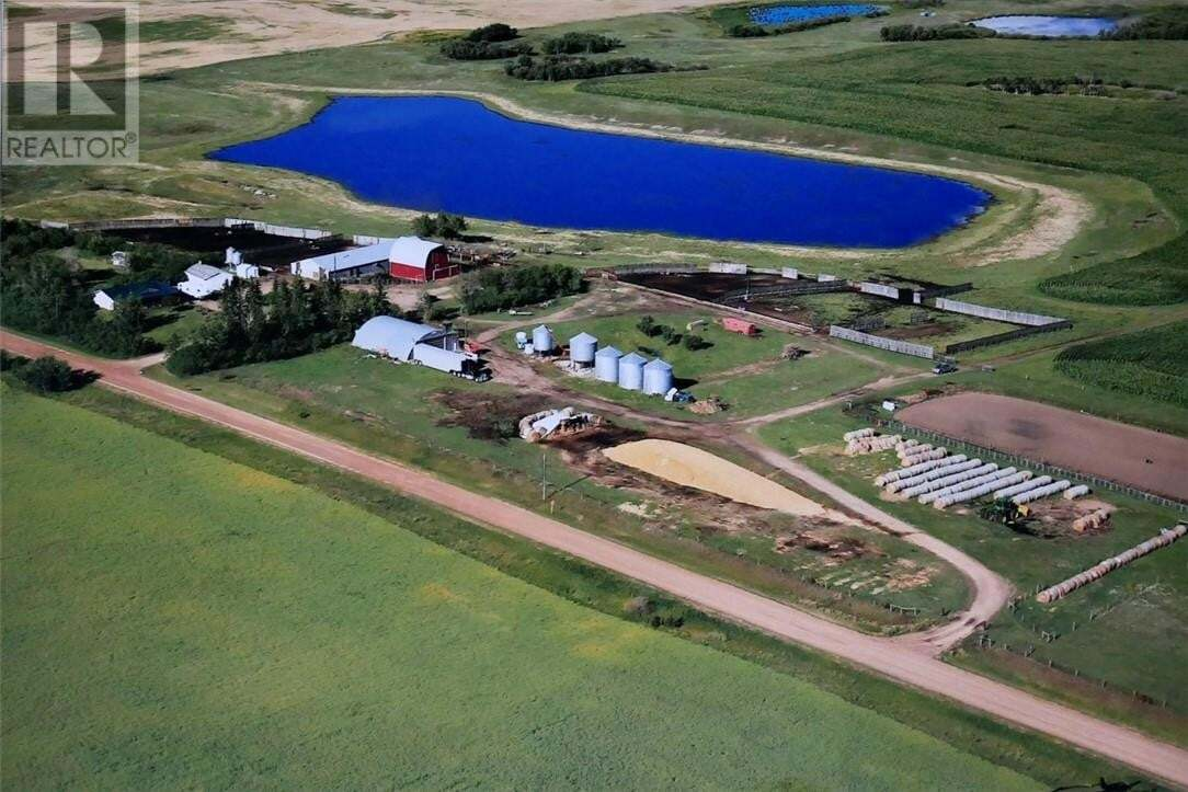 Residential property for sale at 36259 Range Road 184 Rd Rural Stettler No. 6, County Of Alberta - MLS: ca0190267