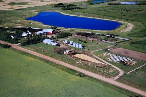 Home for sale at  36259 Rge Rd 184 Stettler County Rd Rural Stettler County Alberta - MLS: C4290157