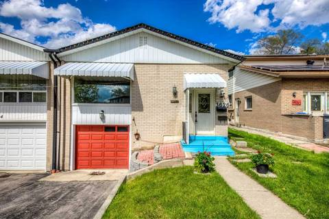 Townhouse for sale at 3626 Ellengale Dr Mississauga Ontario - MLS: W4460577