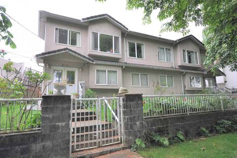 Townhouse for sale at 3626 Glen Dr Vancouver British Columbia - MLS: R2370652