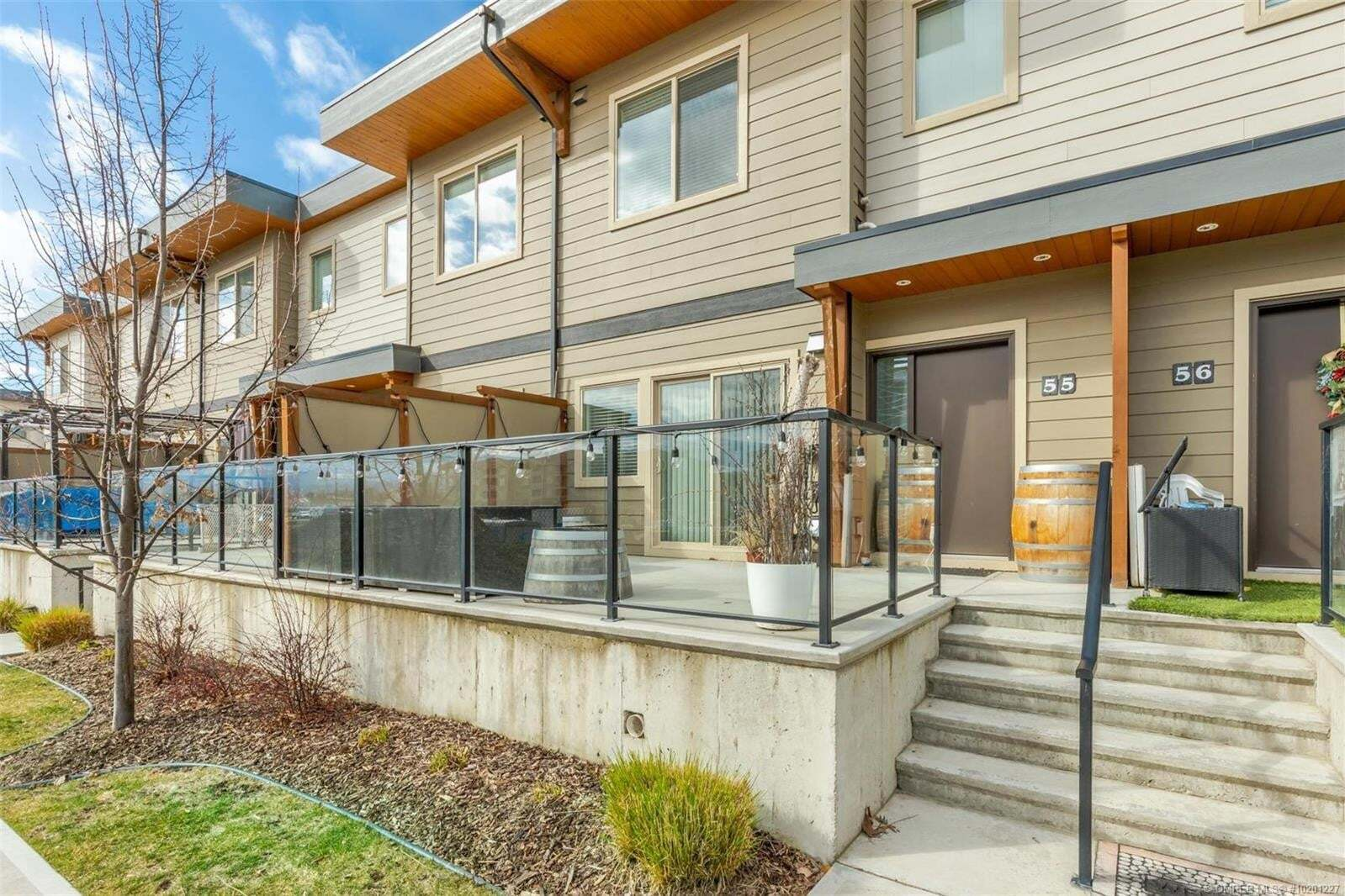 Townhouse for sale at 3626 Mission Springs Dr Kelowna British Columbia - MLS: 10201227