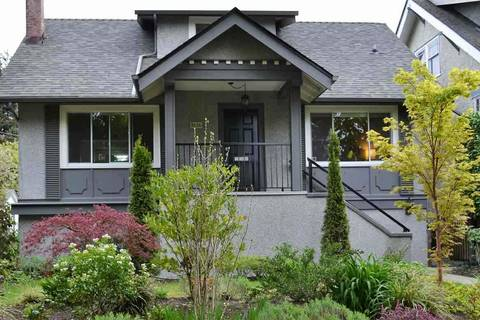 House for sale at 3626 22nd Ave W Vancouver British Columbia - MLS: R2327153