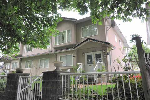 Townhouse for sale at 3628 Glen Dr Vancouver British Columbia - MLS: R2370649