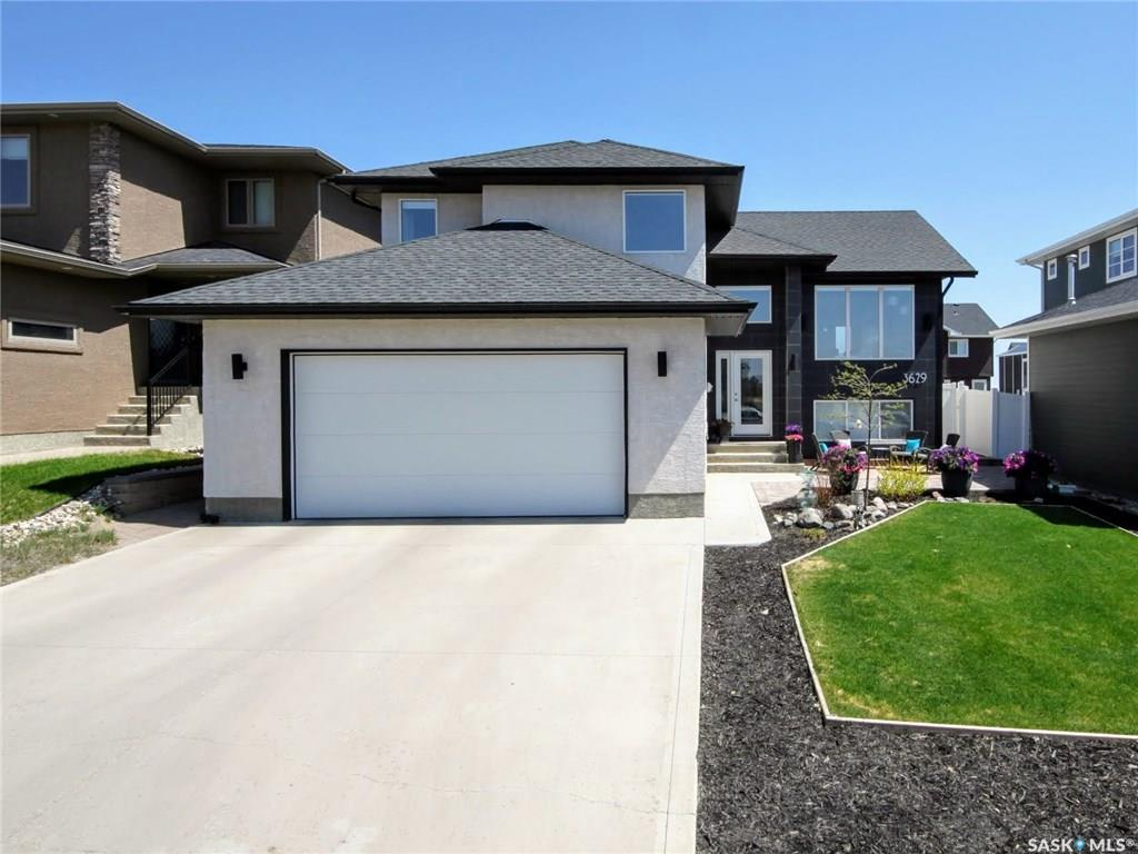 For Sale: 3629 Green Water Drive, Regina, SK | 4 Bed, 3 Bath House for $619,900. See 50 photos!