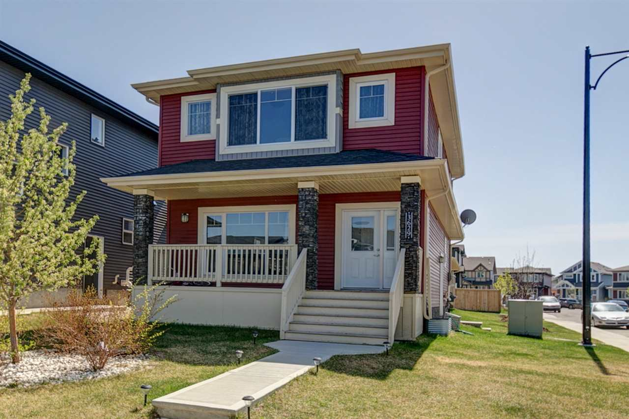 For Sale: 3629 Weidle Bend, Edmonton, AB | 4 Bed, 4 Bath House for $449,900. See 28 photos!