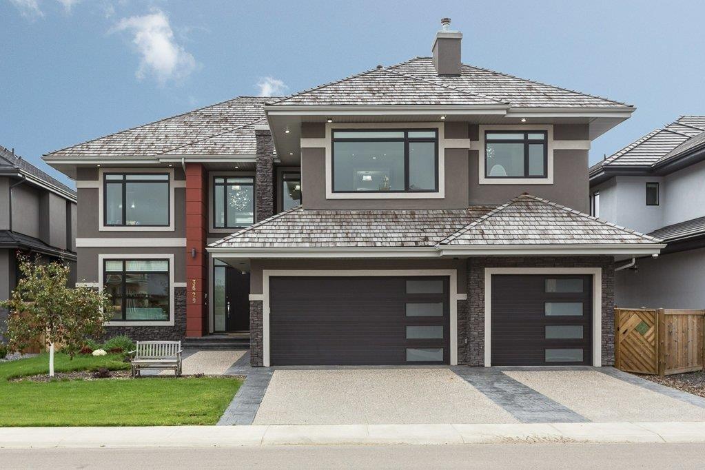 House for sale at 3629 Westcliff Wy SW Edmonton Alberta - MLS: E4224352