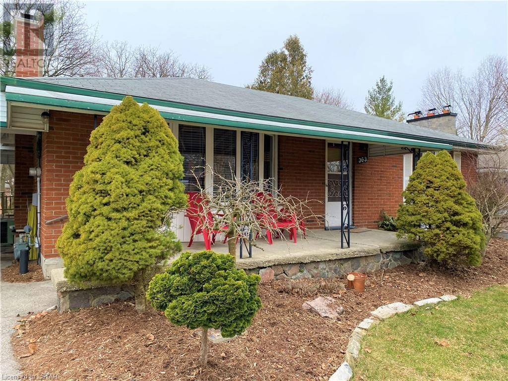 House for sale at 363 Brock St London Ontario - MLS: 252885