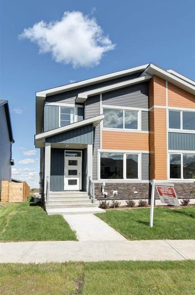 Townhouse for sale at 363 Charlesworth Dr Sw Edmonton Alberta - MLS: E4166849