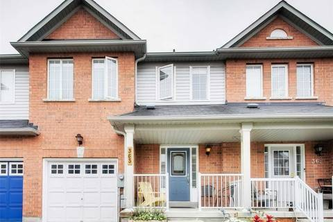 Townhouse for sale at 363 Hobbs Cres Milton Ontario - MLS: W4595347